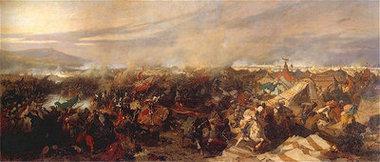 صورة تعبر عن المعرك التي تخاض باسم الدين، الصورة ويكيبيديا