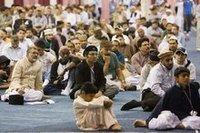 مسلمو جماعة الأأحمدية في أمريكا ، الصورة أ.ب