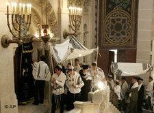 Synagogue in Berlin (photo: AP)