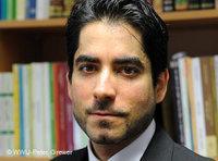 البروفيسور مهند خورشيد أستاذ كرسي الدراسات الإسلامية في جامعة مونستر الألمانية