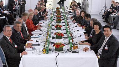 مؤتمر الإسلام في ألمانيا، الصورة د.ب.ا