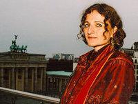 ألموت ش بروكشتاين كوروه أستاذة الفلسفة اليهودية، الصورة سايمون حريك