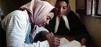 ، الصورة دويتشه فيله المرأة التونسية تحصل على المساواة في حق التعليم