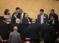 التوافق العراقي على تشكيل الحكومة، الصورة أ.ب