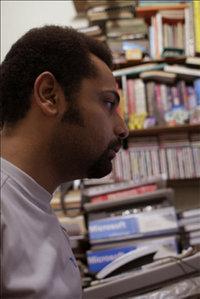المدون وائل عباس، الصورة ICJF