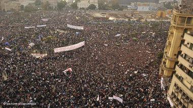 ميدان التحرير، الصورة د.ب.ا