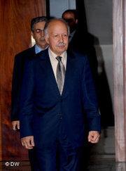 خالد الناصري الناطق الرسمي باسم الحكومة المغربية.الصورة:دويتشه فيله