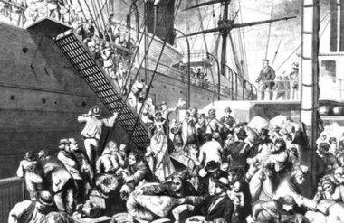 مهاجرون ألمان إلى أمريكا