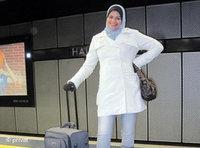 نوال مسلك، طالبة مغربية تدرس في الأردن ، الصورة دويتشه فيله
