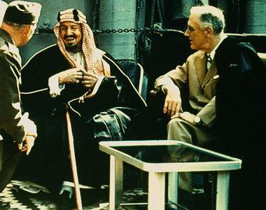اللك عبد العزيز بن سعود، الصورة ويكيبيديا