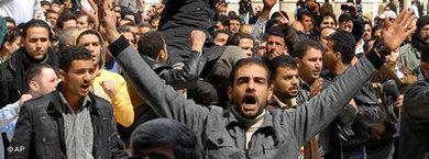 ، متظاهرون في دمشق الصورة ا ب