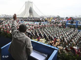 The Iranian presid