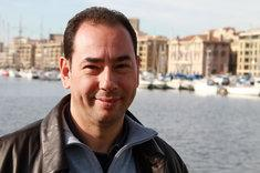 Khaled Al-Khamissi; Foto: Susanne Schanda