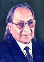 Mohamed Aziz Lahbabi (photo: alacadamia)