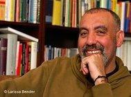 خالد حجر، الصورة لاريسا بندر
