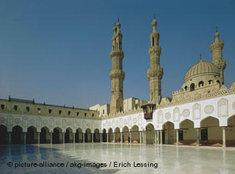 Al-Azhar Mosque in Cairo (photo: dpa)