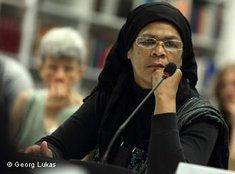 Amina Wadud; Foto: Georg Lukas