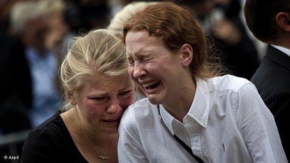 الحزن يخيم على النرويج بعد هذه الكارثة القومية
