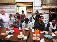 Ramadan in Cairo (photo: dapd)