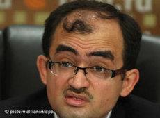 Radwan Ziadeh (photo: dpa)