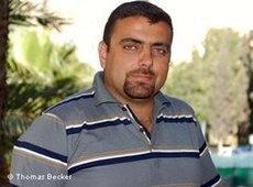 Mohammed Abuayash (Photo: ©Thomas Becker/DW)