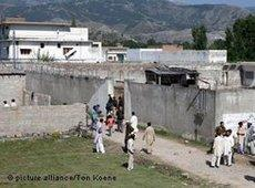 Bin Laden´ s hiding place in Abbottabad (photo:picture alliance)