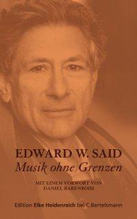 Book cover of Edward W. Said´ s book Music at the Limits