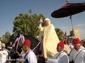 Mohammed VI; Foto: Mustapha Houbiss
