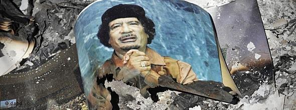 معمر القذافي .. تاريخ دموي طويت صفحته في ليبيا