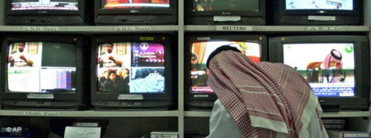 """""""تغطية الجزيرة لبعض الأحداث في بلدان عربية مختلفة تخضع لحسابات سياسية أكثر مما تخضع لحسابات مهنية"""""""