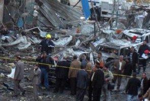 تفجيرات دامية