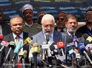 Muslim Brotherhood (photo: picture-alliance/dpa)