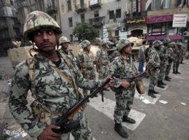 الجيش المصري، الصورة د ب ا