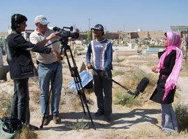 صحافيون أفغانستان
