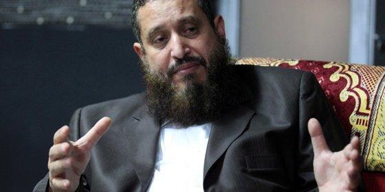 Emad Eddin Abdel Ghafour, der Chef der Al-Nour-Partei; Foto: dpa