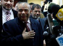 Generalsekretär der Muslimbruderschaft, Saad al-Katatni; Foto: reuters