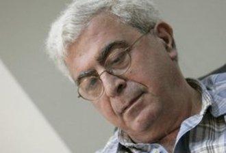 الكاتب والروائي اللبناني المعروف إلياس خوري، الصورة د ب ا الألمانية