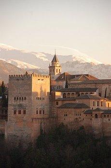 قصر الحمرا، ويكيبيديا
