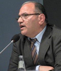 Hani Al-Masri, director of the