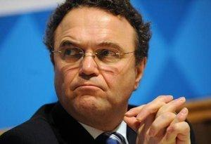 Bundesinnenminister Friedrich; Foto: dpa