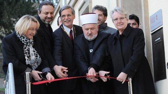 Eröffnungsfeier des Zentrums für islamische Theologie an der Universität Tübingen; Foto: dpa