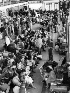 مطار الجزائر 1962