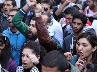 مظاهرة في بيروت، الصورة دارين العمري