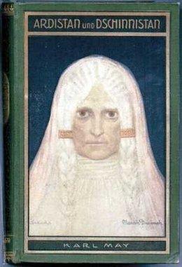 Cover of Ardistan und Dschinnistan, 1909 (image: CC)