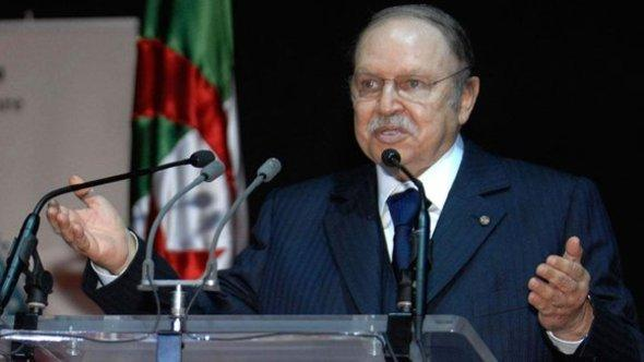 Algeria's President Abdelaziz Bouteflika (photo: AP/ Sidali Djarboub)
