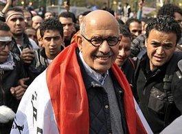 Egyptian Nobel Prize recipient Mohamed ElBaradei (photo: AP/dapd)