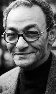 Baha Taher; Foto: © Unionsverlag