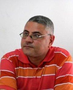 المحامي المصري جمال عيد من الشبكة العربية لمعلومات حقوق الإنسان: الصورة كلاوديا مينده