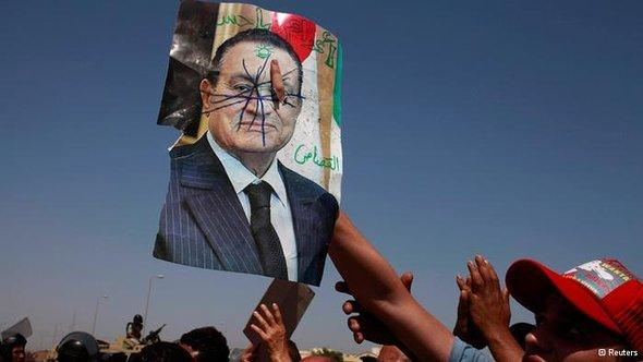 مظاهرات في ميدان التحرير احتجاجا على تبرئة أعوان مبارك