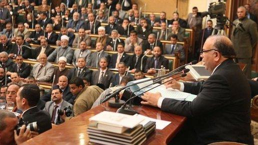 الإخوان المسلمون البرلمان المصري